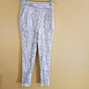 Kimchi Blue lace pants